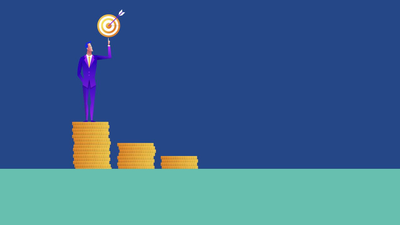 3 Pasos para conseguir tus OBJETIVOS FINANCIEROS