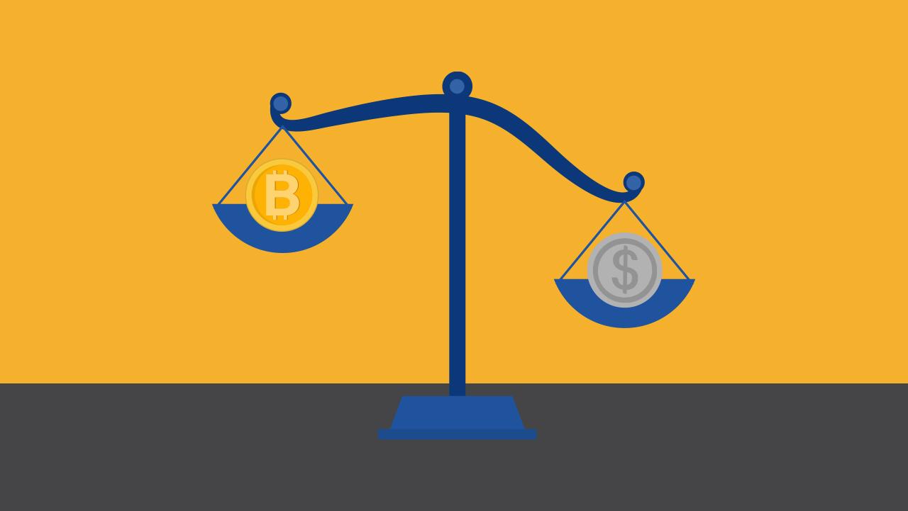 Bitcoin está infravalorado.